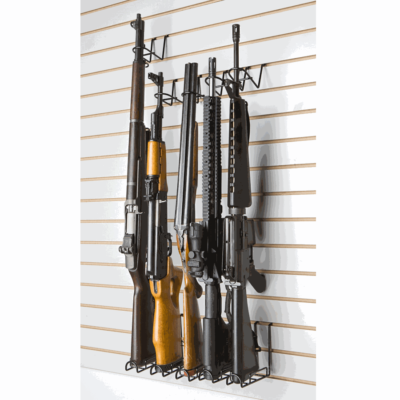 Vertical Rifle Rack 2 Piece Set