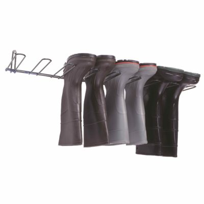 PVC Boot and Glove Rack