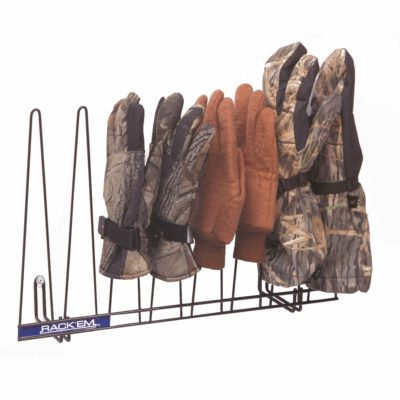 4 Pair Home Glove Rack