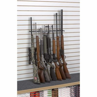 2' 8 Rifle Shelf Display Slat Wall