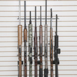 2' 8 Rifle Wall Display Slat Wall