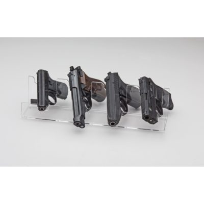"""Straight"" Pocket Pistol - 4 Pistol ""Extra"" High Density Display 11.5 """