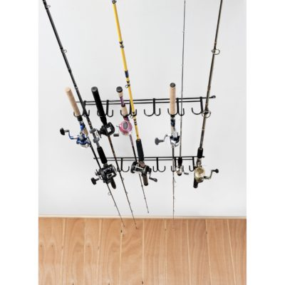 Overhead 12 Rod Rack