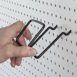 Peg Board Hook Example