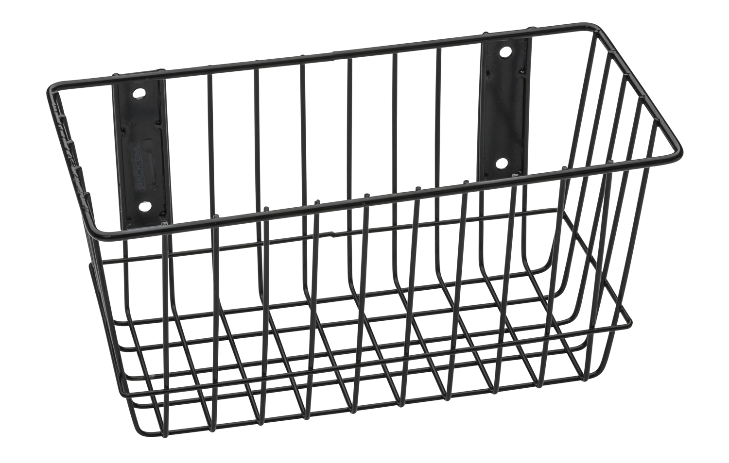 Universal Black Wire Basket For Your Storage And Organizational Needs  (9081 B)